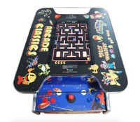 🔥Amazing Cocktail Arcade Machine W/ 412 Classic games! 🔥 165LBS 22inch screen