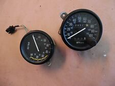 87-91 Jeep Yj Wrangler factory Speedometer and tachometer