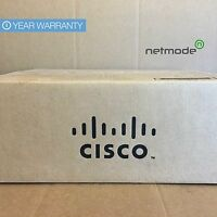 NEW Cisco WS-C3850-24U-S 24 Port UPOE Switch 1100WAC 3850 • IP Services