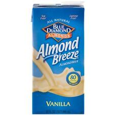 Almond Breeze-Almond Breeze Vanilla(12-32 oz bottles)