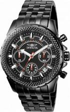 Invicta Signature 7168 Men's Round Black Chronograoh Date Analog Watch