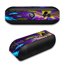 Skin Decal for Beats by Dr. Dre Beats Pill Plus / Purple Beautiful Design