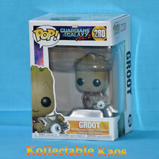 Guardians of the Galaxy Vol. 2 - Groot with Cyber Eye Pop! Vinyl Figure (RS)