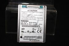 "NEW TOSHIBA 1.8""  ZIF PATA MK8010GAH 80GB Hard Disk Drive HDD For Apple iPod"