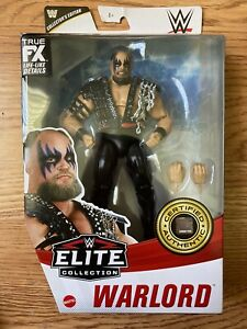 WWE ELITE COLLECTION WWE COLLECTORS EDITION WARLORD SERIES 87 WWE FIGURE