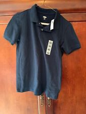 Old Navy Boys Uniform Collared Shirt Nwt Size L (10-12)