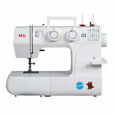 AEG 15DLK Sewing Machine, White