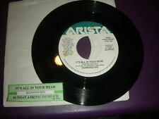 """Country 45 Diamond Rio """"It's All In Your Head"""" Arista 1996 VG+  with Title Strip"""