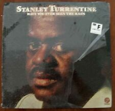 Stanley Turrentine - Have You Ever Seen The Rain VINYL Record USED
