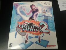 Dance Dance Revolution Hottest Party 2 with Dance Mat - Nintendo Wii *USED*