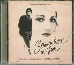 John Barry SOMEWHERE IN TIME Limited Edition EXPANDED SOUNDTRACK Score SEALED CD