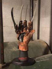 Freddy Krueger Custom Glove Stand Display Holder A Nightmare On Elm Street