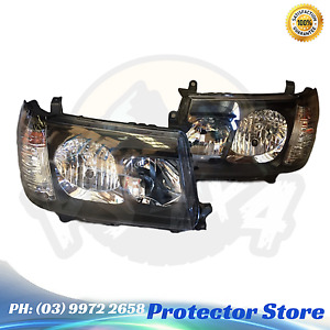 Set of Altezza Head Lights to suit a Toyota Landcruiser 100 Series 05/2005-07
