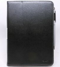 "Black Leather Book-style Case/Cover for Amazon Kindle Fire HD 7"" Tablet"