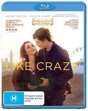 Like Crazy Blu-Ray Region B