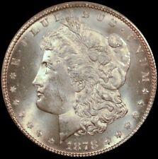1878-S $1 Morgan Dollar NGC MS65 PQ