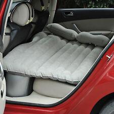 Outsunny voyage voiture gonflable air camping dormir matelas véhicule siège arrière lit