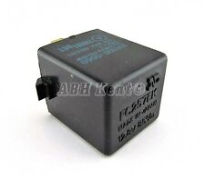 542-Honda (00-12) 3-Pin Turn Signal Flasher Black Relay FC257EK 166500-0060 12V