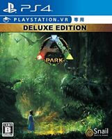 PS4  ARK Park Deluxe Edition Snail games PlayStation VR PlayStation 4