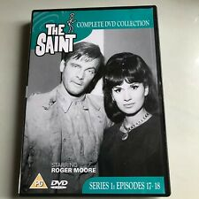 The Saint - Series 1: Episodes 17 & 18   DVD