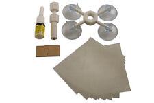 Laser Tools Windscreen Window DIY Auto Glass Premium Chip Crack Repair Kit 5198