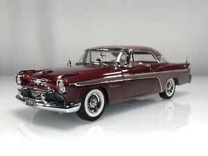 Danbury Mint Limited Edition 1956 DeSoto Fireflite Sportsman Coupe 1:24 Diecast