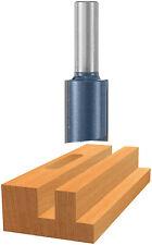 Bosch 85458M 7/8 In. x 1-1/4 In. Carbide Tipped 2-Flute Straight Bit