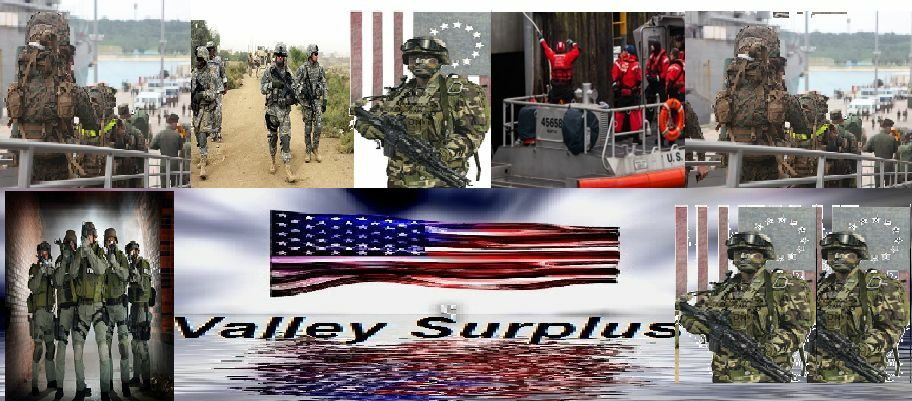 Valley Milpol surplus.