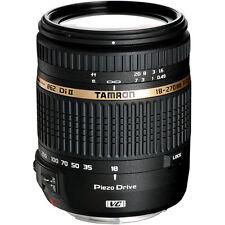 TAMRON 18-270mm Di II VC PZD Lens CANON 7d 60d T3i T2i T4i T5i + 6 YEAR WARRANTY