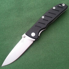 Bee (ENLAN) 8Cr13MoV blade G10 Handle Camping Fishing Pocket Folding Knife EM-01