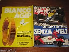 AUTOSPRINT 1985/13=RALLY RACE BIASION=BRUNO GIACOMELLI=VOLVO 780760 GLE S.W.=