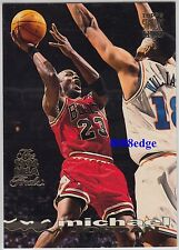 1993-94 STADIUM CLUB SUPER TEAM #169: MICHAEL JORDAN -NBA FINALS REDEMPTION CARD
