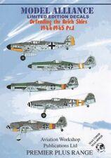 Calcomanías de la Alianza Modelo 1/48 defender el Reich cielos parte 1 # 489028