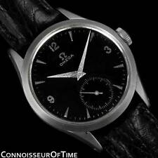 1954 OMEGA Vintage Mens 30T2 Watch, Larger Model - Stainless Steel
