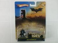HOT WHEELS 1/64-1/72 - BATMOBILE + BATMAN