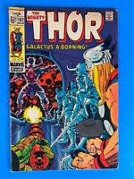 Thor #162 (Origin of Galactus)🔑🔥🔥🔥