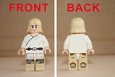 Lego minifig Luke Skywalker Tatooine Star Wars