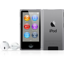 NEW ! Apple iPod Nano 7th Generation SPACE GREY 16GB Latest Model 2019 BLUETOOTH