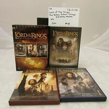 The Lord of the Rings trilogy fullscreen DVD box set-The Fellowship 1201