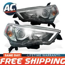 20-9511-00-1-20-9512-00-1 Headlight Assembly for 14-15 Toyota 4Runner RH & LH