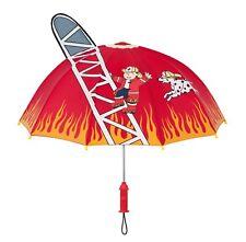 Brand New Kidorable Fireman Umbrella Runout Stock RRP $25