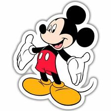 Mickey Mouse Disney Vynil Car Sticker Decal   2""