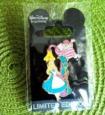 BK- NOV  WDI - Lamppost Series #1 - (Alice & Cheshire Cat)