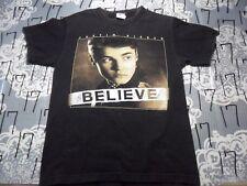 Small- Damaged / Justin Bieber 2013 T- Shirt