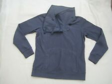 Berghaus Button Neck Grey Fleece Top - Size 12 UK