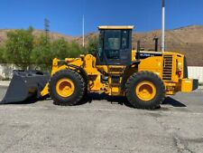 Hyundai Hl760 9a Low Hoursloaded With Every Option Ac California Loader