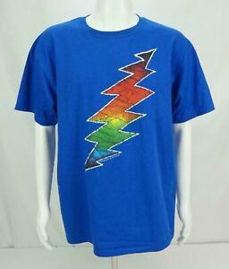 Vintage 97 Grateful Dead Carpenter GDM T-Shirt Blue XL