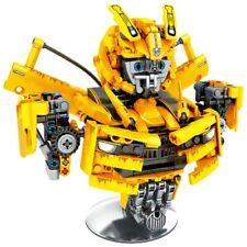 Bamble Bee Transformersbüste Bausteine