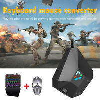 Mobile Gamepad Keyboard Mouse Converter Adapter for PS4/PS3/XBOX ONE/360