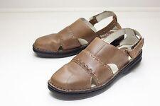 Propet 8 Brown Sandal Women's